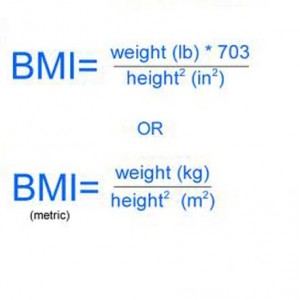 BMI & Ideal weight Calculation