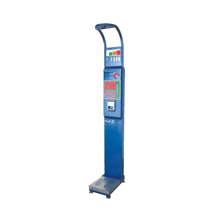 Health Kiosk - BMI (body Mass index) height, weight, scale